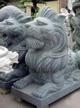 Гранитные скульптуры животных