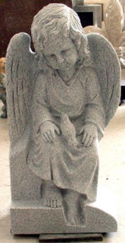 Скульптуры из гранита Никольское