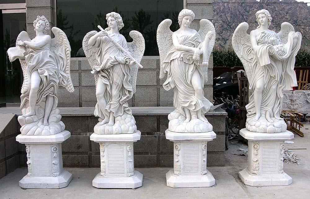 садовые скульптуры Никольское