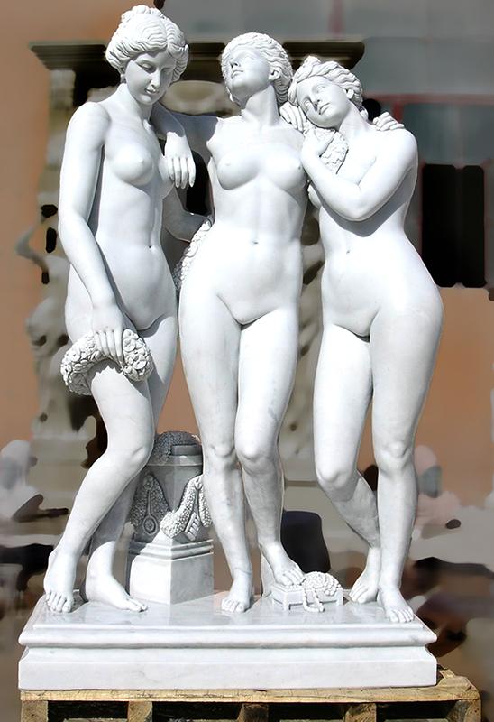 садовые скульптуры Любань
